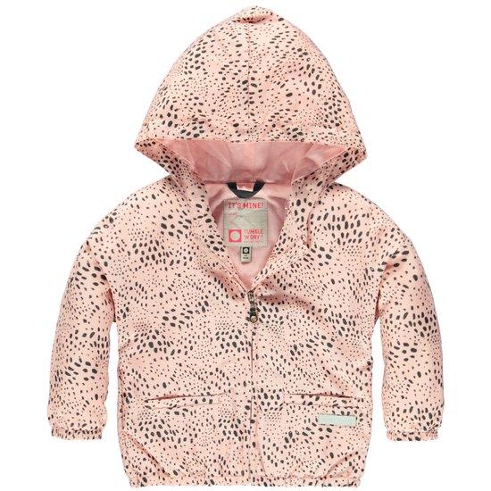 baby jas voor meisjes kopen? bestel deze roze lentejas! | babytoko.nl