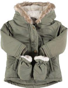 zeeman baby unisex winterjas