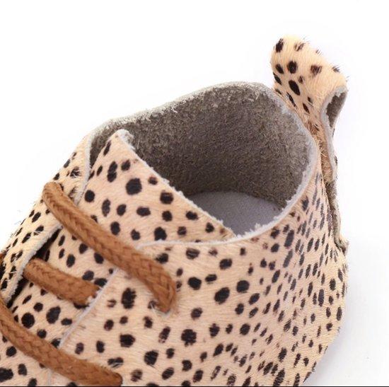 luipaard baby slofjes