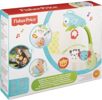 muziekmobiel fisher-price