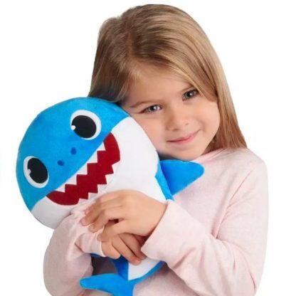 baby haai knuffel