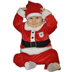 baby kerst outfit