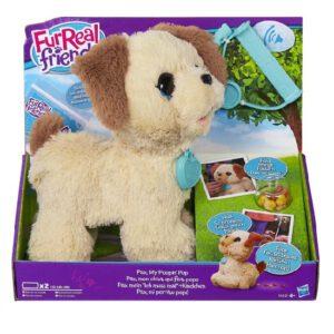 speelgoed hond op batterijen