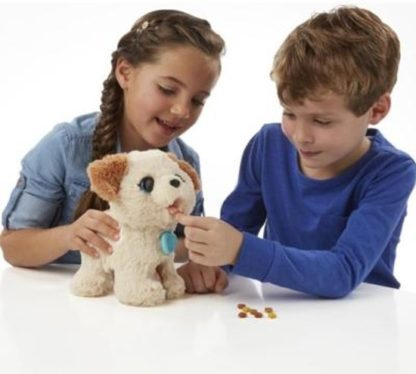 speelgoed hondje