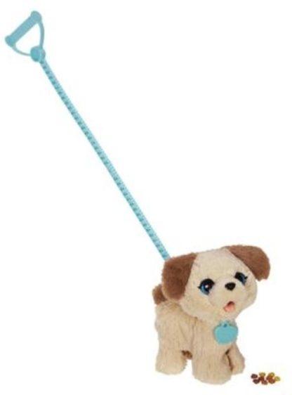 speelgoed hondje lopen