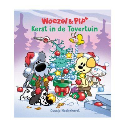 woezel en pip kerstboek
