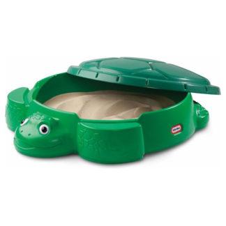 zandbak-schildpad