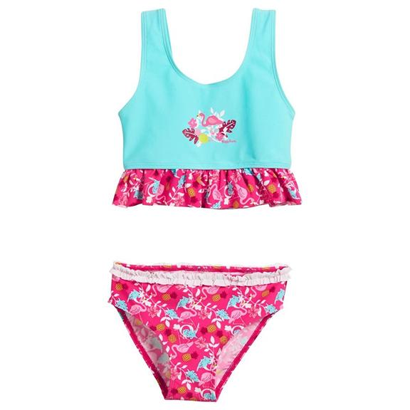 baby flamingo bikini