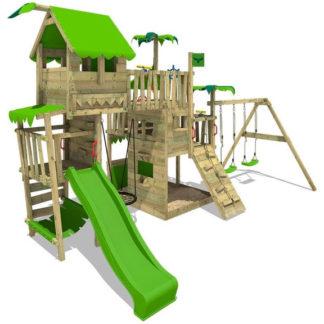 groot houten speeltoestel