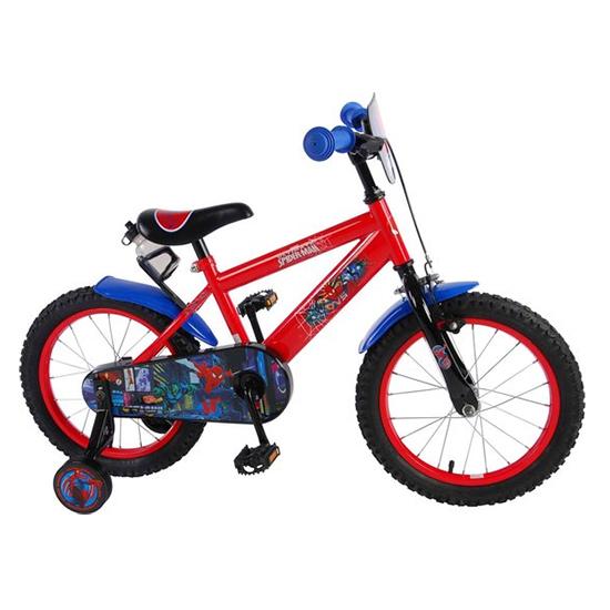 spiderman fiets 5 jaar