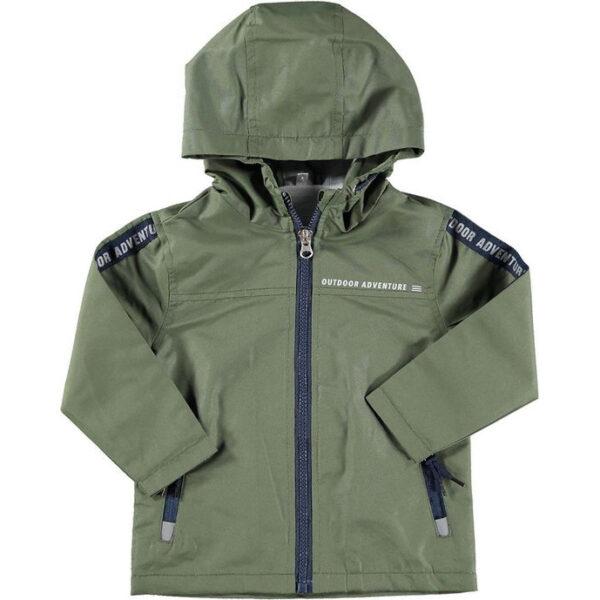zeeman baby jas groen