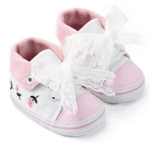 schattige babyschoentjes