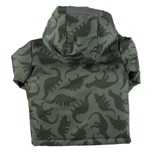 stoere camouflage winterjas baby